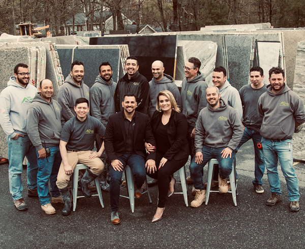 The Granite Place Production Team