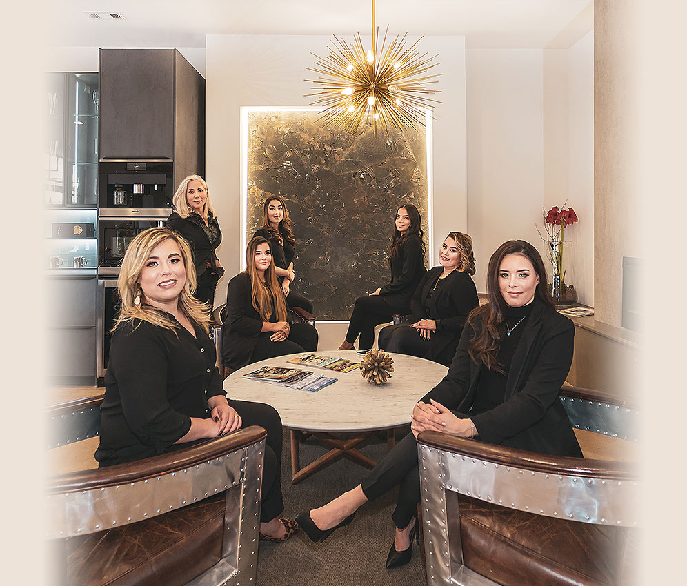 The Granite Place Office Team